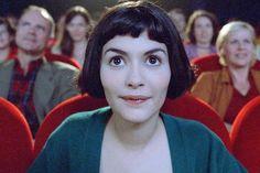 """Audrey Tautou as Amélie Poulain, """"Le fabuleux destin d'Amélie Poulain"""" (2001)"""