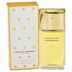 Carolina Herrera Perfume by Carolina Herrera Edt Spray 1.7 oz $ 67.00, 3.4 oz $ 92.00 Free sh in USA