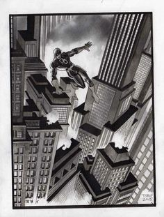 Daredevil by Tim Sale