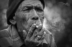 """""""Smoker"""" by Mohan Duwal, via 500px."""