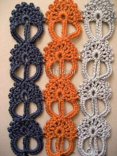 MyPicot Club | Crochet y Tejido de punto Tutorial  ✿Teresa Restegui http://www.pinterest.com/teretegui/✿