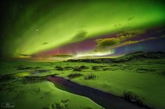 Northern Light by Marcellian Tan on 500px