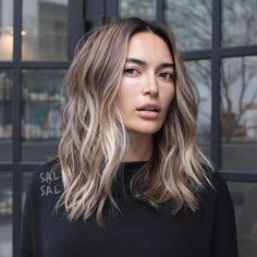 "3,085 Likes, 53 Comments - SAL SALCEDO (@salsalhair) on Instagram: ""It's always Beachy in California✌ Color @mizzchoi Cut/Style @salsalhair #salsalhair #mizzchoi…"""