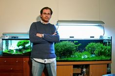 INTERVIEW with Filipe Oliveira : WINNER of the 2006 International Aquascaping Contest promoted by AGA  .  #Interview ==> http://www.aquaticplantcentral.com/forumapc/library/38828-april-2007-tank-month-filipe-oliveira.html