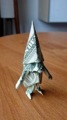 Paper Folding Art, Origami Folding, Folded Book Art, Folding Money, Origami Love Heart, Origami Star Box, Origami Fish, Origami Gifts, Paper Crafts Origami