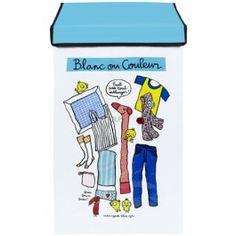 Derriere la Porte - Laundry Box White