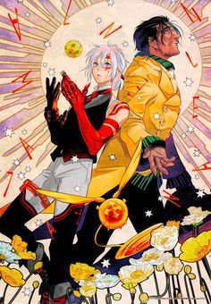 D.GRAY-MAN IS FINALLY BACK WITH CHAPTER 219 AND IT'S AS CONFUSING AS EVER~! XD I'M SO HAPPY!!!