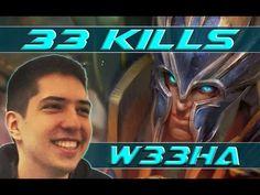 w33haa [Skywrath Mage] - Unlimited Kar'rahs,  33 Kills - Dota 2 (2016)