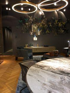 19 Days, Milan, Ceiling Lights, Lighting, Table, Furniture, Design, Home Decor, Decoration Home