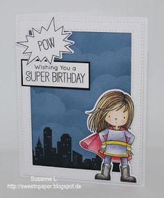 Für einen super Geburtstag