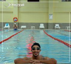 YeşilVadi Yüzme Havuzunda sağlıklı yarınlara kulaç atın. #YeşilVadi #YüzmeHavuzu #Sauna #Fitness #Şahinbey