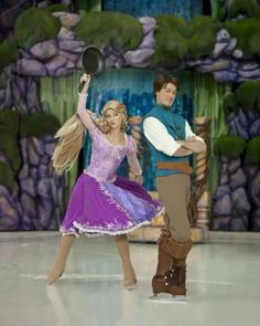 Disney On Ice Presents Rockin' Ever After Cosplay Rapunzel, Rapunzel And Flynn, Disney Princess Makeup, Disney Princess Rapunzel, Disney On Ice, Disney Cruise Line, Disney Face Characters, Disney Movies, Disneyland World
