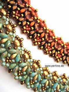 Perltine - beads, beads, beads: Flutterby