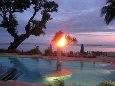 Fiji, 2009 at Hideaway Resort Rydges Hideaway resort, Coral coast, fiji