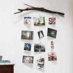Check out this blog post - Creatief met foto's: maak zelf een originele fotohanger