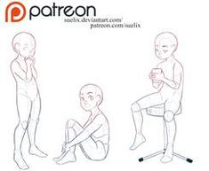 Figure Drawing Reference Reference sheets with child pose (in fullsize and with PSD file) You can use these postures (except commission). But, please, if you use it - add the link on my DA or Patreon. Thank you ^^ My DeviantArt Gesture Drawing, Drawing Base, Drawing For Kids, Children Drawing, Figure Drawing, Anime Poses Reference, Anatomy Reference, Body Reference, Reference Images