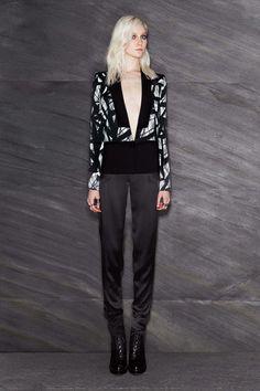 Maxime Simoëns | Pre-Fall 2014 Collection | Style.com #Minimalist #Minimalism #Fashion