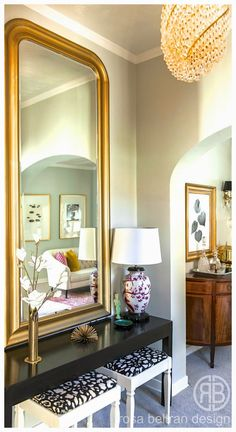 Rosa Beltran Design: ONE ROOM CHALLENGE: {PROJECT PARISIAN CHIC} THE FINAL REVEAL!