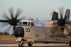 Grumman C-2 Greyhound VRC-30 Providers NAS EL Centro