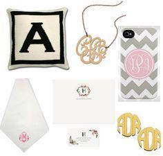 :) Very cute gift ideas!
