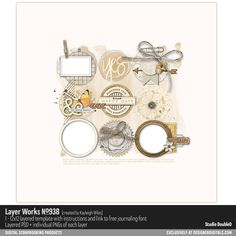 Layer+Works+No.+938