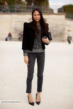 Melanie Huynh, fashion editor/stylist