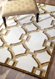 $5 Off when you share! Rugs USA Elegance Cotton Geometric VST40 Rug #RugsUSA