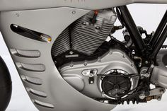 Racing Cafè: Harley XR 1200 2009 by Iron Custom Motorcycles