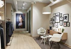 MEY Bodywear Store by CRi Cronauer + Romani Innenarchitekten, Bielefeld   Germany lingerie