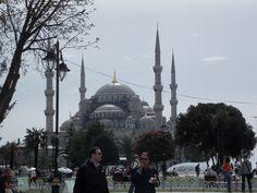 Turquia - Mesquita Azul - Istambul