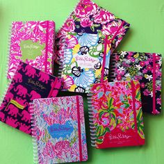 Lilly Pulitzer Agendas Now Available