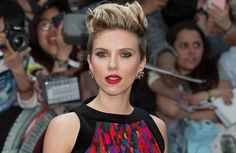 Scarlett Johansson: If Ryan Reynolds has a rumored penchant for blond women, we don't blame him one bit. | #blonde #hair
