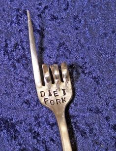 Diet Fork-I think I need this
