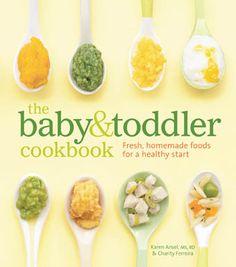 homemade baby food