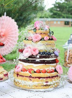 Romantische DIY Hochzeit im Freien | Hochzeitsblog The Little Wedding Corner