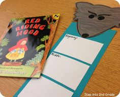 Step into 2nd Grade with Mrs. Lemons Beginning, Middle, End-PLOT