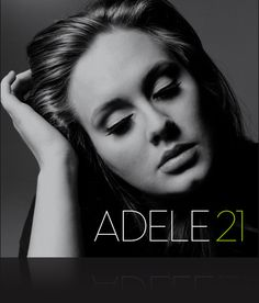 Adele 21 Album Breaks Madonna's U. Record Adele 21 Album Breaks U. longest consecutive weeks spent at the top of the album charts by a female solo artist.Adele Breaks Madonna's U. Album Chart Record: May Catch Marley Adele Someone Like You, One And Only Adele, Adele Love, Adele 21 Album, Adele Albums, Adele 2017, Adele Grammys, Album Covers, Music Videos