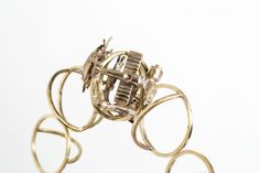 Detail Halo 2. 2016. By Diana Garcia. Once Upon a Time. MFA Thesis Project. Academy of Art University. San Francisco, CA. Photo by Emily Hill. #halo #bracelet #hand #jewelry