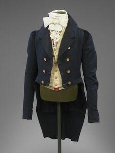 Ensemble 1820s The Victoria & Albert Museum - OMG that dress!
