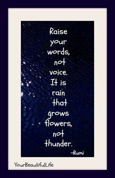 Wise advice quote via www.facebook.com/yourbeautifullife