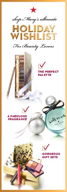 Beauty is in the eye of the gift giver! Tap to shop our Beauty Gifts board.