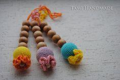 Развивающая игрушка прорезыватель можжевельник от TamiHandmade