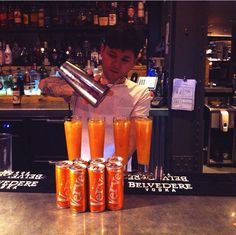 I got the Bartenderrrr.. mixin cocktails for meeee. I'm at the Baaaar with VERVE.. Ah-huh okay-ay yay! RedBulls on it's way out For HEALTHY CHASING?! DRINK VERVE!! Treat yourself to Verve Insanely Healthy Energy Drink and START MIXING YOUR FAVORITE COCKTAILS!! ORDER TODAY -a 1/2 pack of Verve for only $38.95 or 1 case of 24 cans for $68.95! To find Verve click here: http://juliancummings.vemma.com #excitement #healthy #bestenergy #verve #vemma