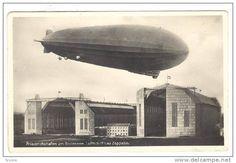 RP, Airship, Friedrichshafen Am Bodensee, Luftschiffbau Zeppelin, Germany, 1920-1940s Item number: 176018634  - Delcampe.com