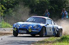 Renault Alpine A110 - Eifel Rallye Festival Daun