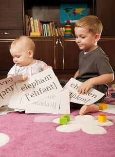 Inglés para bebés