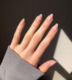 White Acrylic Nails, Best Acrylic Nails, Acrylic Nail Designs, White Nail Art, Neutral Nails, Nude Nails, Pink Nails, Glitter Nails, Coffin Nails