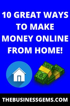 Looking for 10 ways to make money online from home in Read this article to discover how to make money online from the comfort of your own home. Ways To Earn Money, Make Money Fast, Earn Money Online, Make Money Blogging, Make Money From Home, Marketing Software, Internet Marketing, Amazon Affiliate Marketing, Hustle