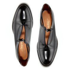NOVEMBER - Menswear influence is the name of the game, starting with these 3.1 Phillip Lim loafers.