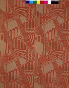 Furnishing fabric | St. Edmundsbury Weavers | V Search the Collections